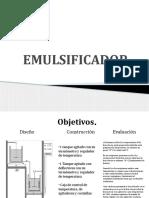 emulsificador diapos