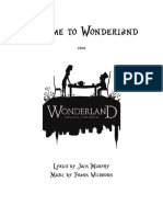 Welcome to Wonderland Wc