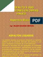 ASFALTOS LIQUIDOS