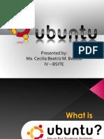 Ubuntu (PPT format)