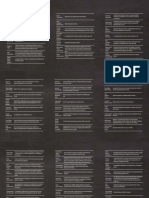 Lista de Proyectos Modalidad A