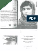 Yousafzai Yo Soy Malala