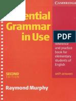 Inglês - Raymond Murphy - Essential Grammar in Use (with answers)[1].pdf