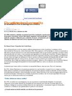 El Académico Tras La Milagrosa Zeolita » Revista Nos