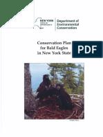 New York State Bald Eagle Plan