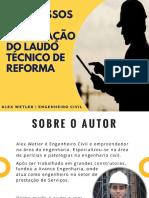 eBook Laudo de Reforma
