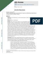 Treatments for Obstructive Sleep Apnea