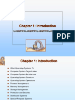 Operating systems Chap 1
