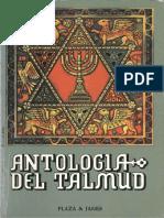 Antologia Del Talmud