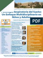 Patología Respiratoria Del Sueño