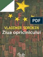 Vladimir Sorokin - Ziua Opricinicului [v1.0]