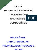 01 NR 20 - Modulo 1 - Caracteristicas Fisico Quimicas