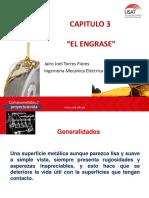 ENGRASE  - RESUMEN DEL CAPITULO 3 DE ARIAS PAZ