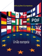 As Instituições Europeias