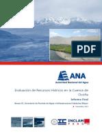 Anexos Evaluacion Recursos Hidricos Ocoña 2015