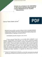 Afasia e Histeria em Freud.pdf