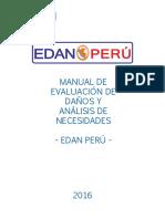 Manual Edan Perú 2016