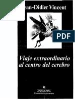 Viaje Extraordinario Al Centro Del Cerebro_jean-didier(Básica)