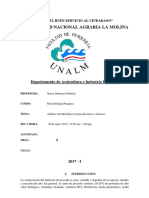 Analisis Microbiologico Pescado Fresco y Marisco
