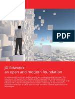 JDEdwards - Een Open en Modern Fundament - En