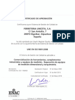 CERTIFICADO - UNCETA