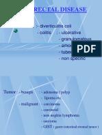 Colorectal Disease