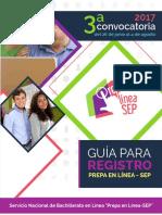 Guia Para Inscribirte en Prepa El Linea