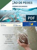 Criacao de Peixes Em Viveiros Escavados Cursos Cpt