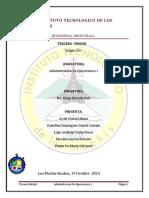 Ejercicios Administracion de Las Operaciones 170202155948
