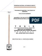 DESARROLLO DE UNA PLATAFORMA DE MITIGACIÓN DE GEI PARA LA INDUSTRIA