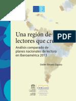 Una Region de Lectores Analisis Comparado de Planes Nacionales