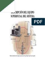 Descripción Del Equipo Superficial Del Sistema