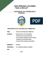 Monografia Tipos de Contabilidad Ambiental (1)