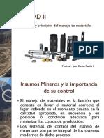 UNIDAD II Manejo de Materiales.pptx