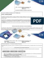 Anexo 1. Descripción Detallada Actividades Planificacion-2