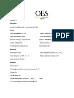 Formato para Ficha Informativa