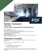 Destiny Final