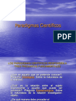 PARADIGMAS CIENTÍFICOS1