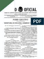 Ley Minera México 1926