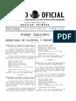 Ley Minera México, 1930