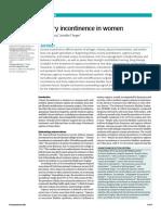 Incontinencia Urinaria Revisin BMJ 2014 Mujer