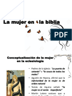 La Mujer en La Biblia