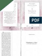 11- A Inocência e o Vicio Estudos Sobre o Homoerotismo Jurandir Freire-Costa