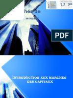 Cours Marché Des Capitaux