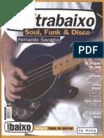 01 - Método De Contra-Baixo - Soul, Funk & Disco - Fernando Savaglia.pdf