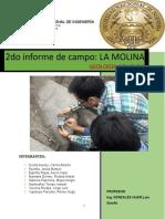 Salida de Campo La Molina