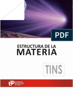 Estructura de La Materia