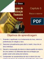 Princípios de Administração Financeira - Capítulo 5 - Risco e Retorno-Gitman