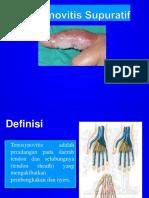 TENOSYNOVITIS SUPURATIF.pptx