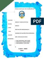 Demanda de Filiación Extramatrimonial Autoguardado